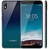 CUBOT J5 2019 Android 9.0 Smartphone Libre 3G 5.5' 18:9 Full-Screen Quad-Core 2GB RAM 16GB ROM Dual...