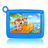 Tablet para Niños 7 Pulgadas WiFi Android 6.0 Quad Core 2GB RAM 32 GB ROM Bluetooth HD 1024x600,...