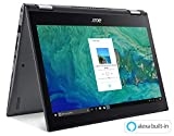 Acer Spin 5 SP515-51GN-83YY, 15.6' Full HD Touch, 8th Gen Intel Core i7-8550U, GeForce GTX 1050,...