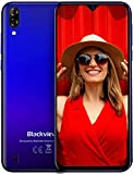 Blackview A60 Teléfono Móvil 16GB ROM (128GB SD), Pantalla 6.1' (19.2:9) Water-Drop Screen Movil,...