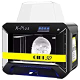 QIDI TECH Large Size Intelligent Industrial Grade 3D Printer,Impresora 3d New Model:X-Plus,WiFi...