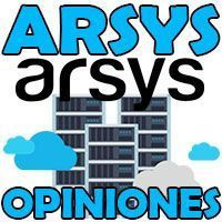 arsys opiniones