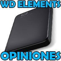 wd elements 1tb opiniones