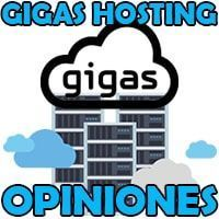 gigas hosting opiniones
