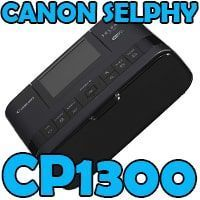 canon selphy cp1300 opiniones