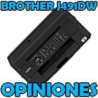 brother mfc-j491dw